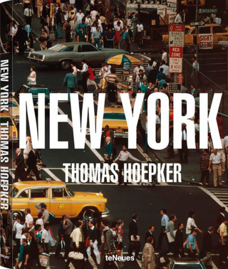 Thomas Hoepker. New York.