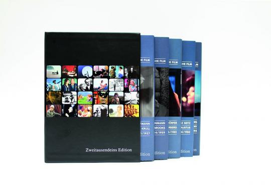 Thomas Mann Filmbox. Fünf Literaturverfilmungen. 5 DVDs.