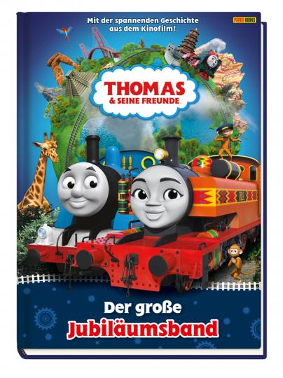 Thomas und seine Freunde. Der große Jubiläumsband.