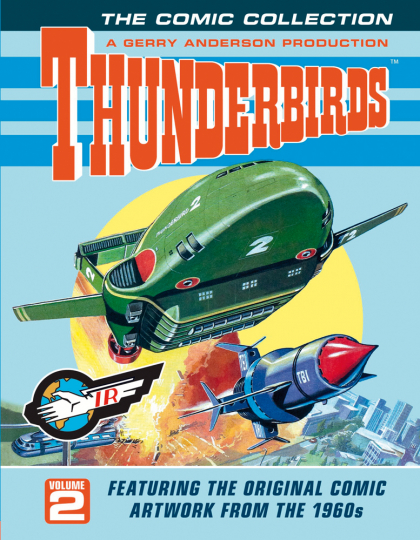 Thunderbirds. The Comic Collection. Band 2.