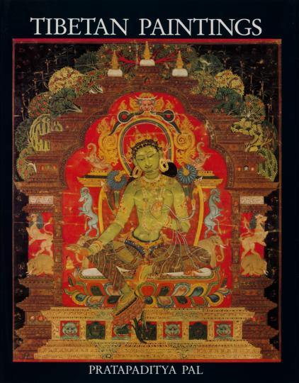 Tibetan Paintings. Eine Studie über tibetische Thangkas. 11. bis 19. Jahrhundert.