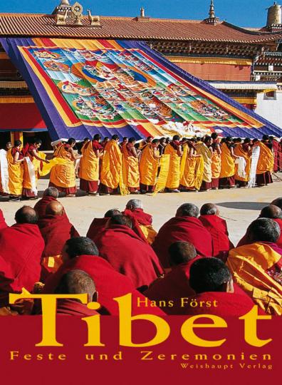 Tibet. Feste und Zeremonien.