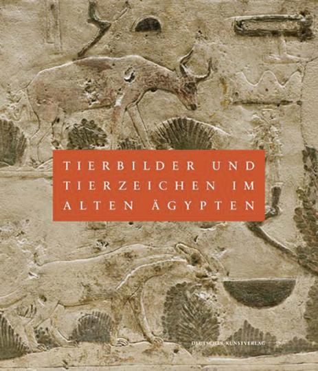 Tierbilder und Tierzeichen im Alten Ägypten.