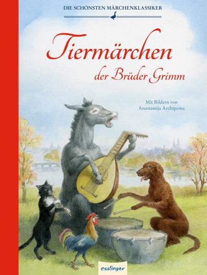 Tiermärchen der Brüder Grimm.