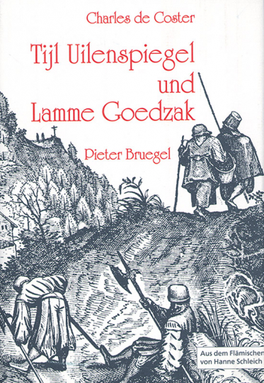 Tijl Uilenspiegel und Lamme Goedzak.