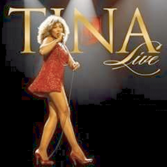 Tina Turner , live ! (DVD + CD)