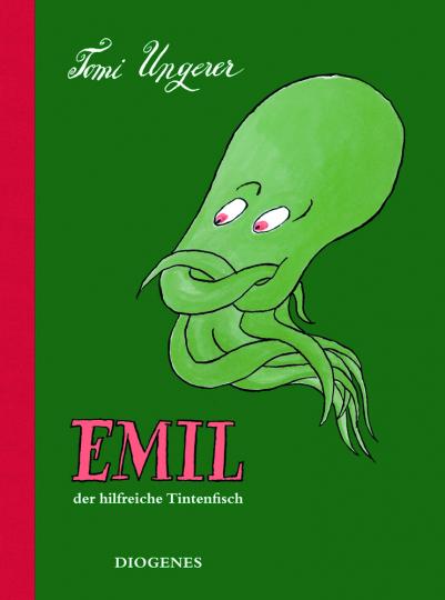Tomi Ungerer. Emil. Der hilfreiche Tintenfisch.