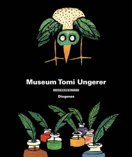 Tomi Ungerer. Museum Tomi Ungerer.