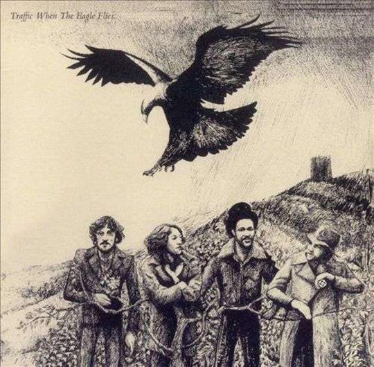 Traffic. When The Eagle Flies (180g). LP.