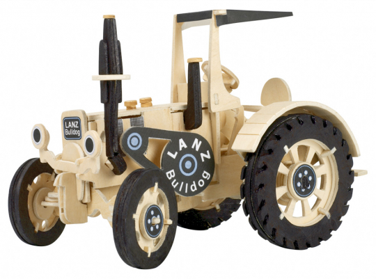 Traktor Lanz Bulldog Maxi von 1939