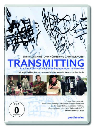 Transmitting. DVD.