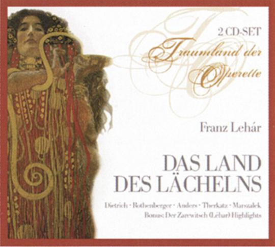 Traumland der Operette. Franz Léhar »Das Land des Lächelns«