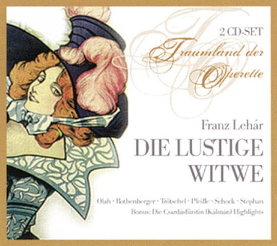 Traumland der Operette. Franz Lehár »Die lustige Witwe«
