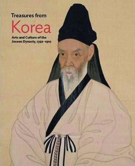 Treasures from Korea. Kunst und Kultur der Joseon-Dynastie, 1392-1910.