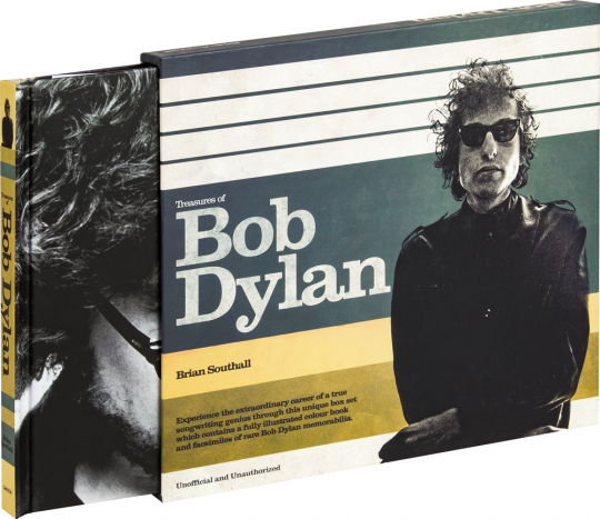 Treasures of Bob Dylan.