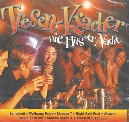 Tresen-Kracher - Die Hits der Nacht. 2 CDs.