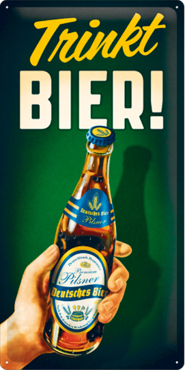 Trinkt Bier!