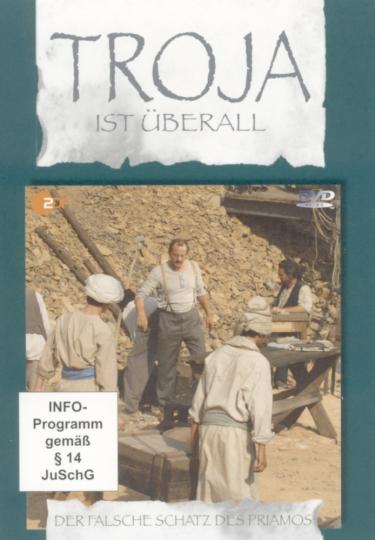 Troja ist überall - Der falsche Schatz des Priamos DVD