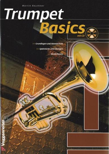 Trumpet Basics mit CD