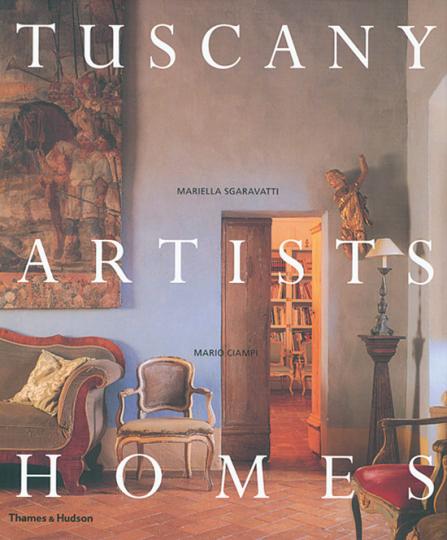 Tuscany Artists Homes.
