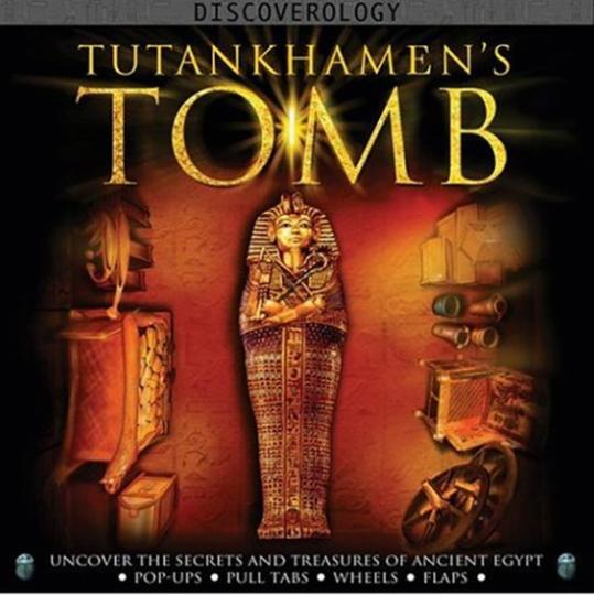 Tutankhamen's Tomb. Tutanchamuns Grab. Enthüllt die Geheimnisse und Schätze des Alten Ägypten!