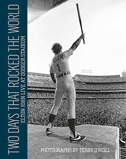 Two Days That Rocked the World: Elton John Live at Dodger Stadium.