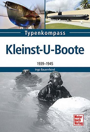 Typenkompass Kleinst-U-Boote 1939-1945