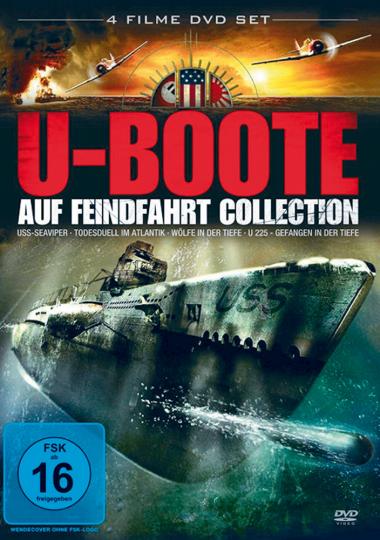 U-Boote auf Feindfahrt DVD
