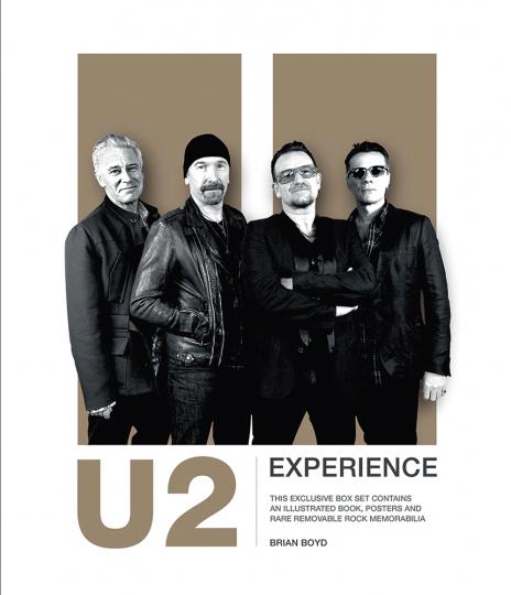 U2 Experience. Das ultimativ-interaktive U2 Box-Set.