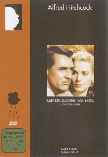 Über den Dächern von Nizza. DVD