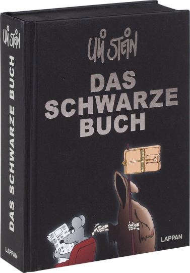 Uli Stein. Das schwarze Buch. Gesamtausgabe.