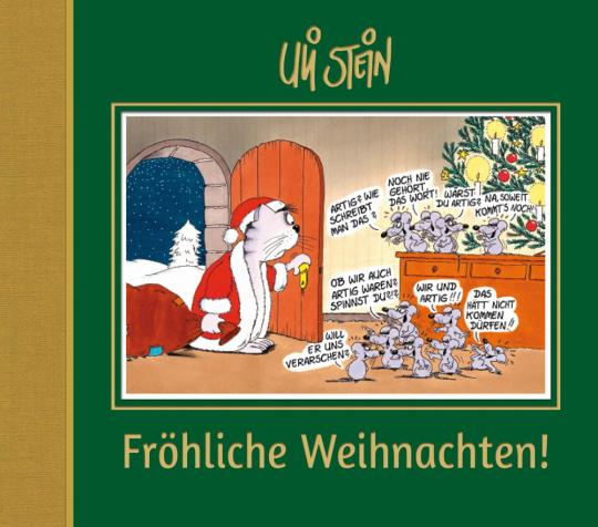 Uli Stein. Fröhliche Weihnachten!