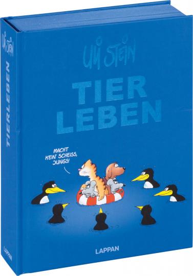Uli Steins Tierleben. Gesamtausgabe.