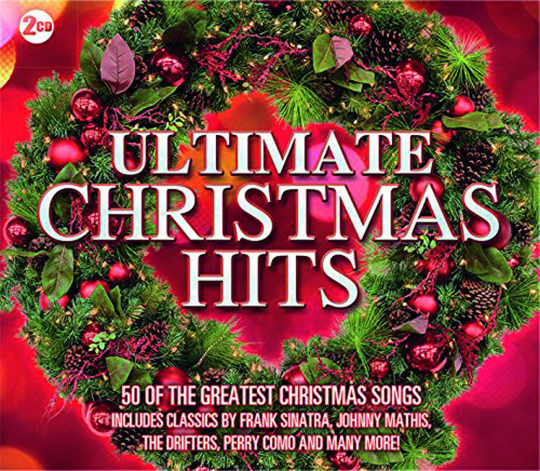 Ultimate Christmas Hits. 2 CDs.