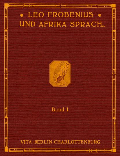 Und Afrika sprach. 3 Bände.