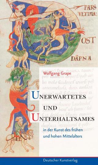 Unerwartetes und Unterhaltsames in der Kunst des frühen und hohen Mittelalters.