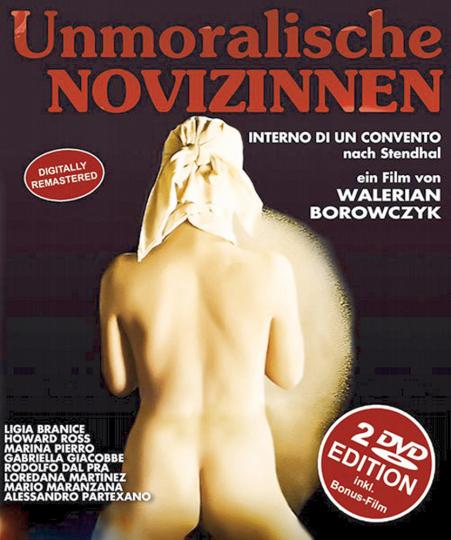 Unmoralische Novizinnen SA (2 DVD)
