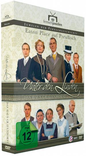 Unter den Linden 4 DVDs
