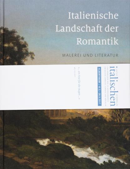 Unter italischen Himmeln. Italienische Landschaft der Romantik & Italienbilder zwischen Romantik und Realismus. 2 Bände im Set.