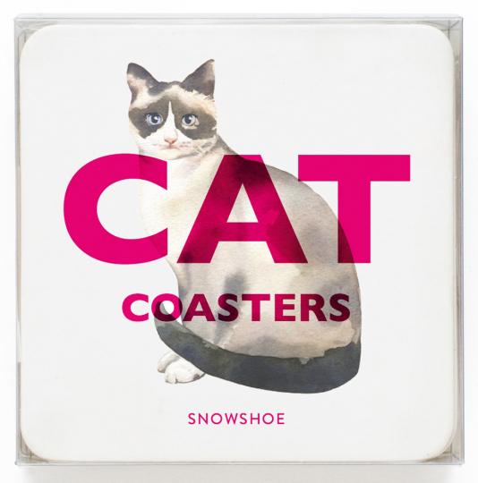Untersetzer »Katzen«.