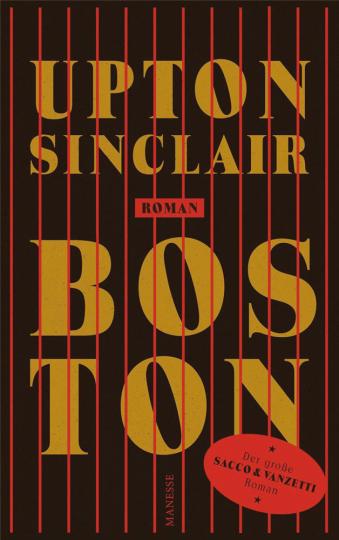 Upton Sinclair. Boston. Roman.
