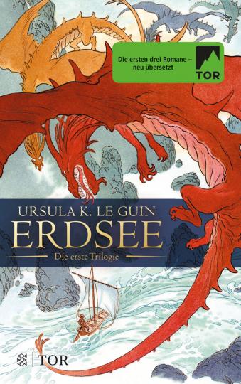 Ursula K. Le Guin. Erdsee. Die erste Trilogie.