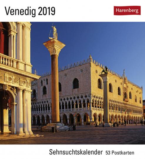 Venedig - Kalender 2019.