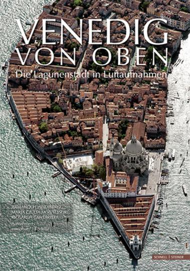 Venedig von oben. Die Lagunenstadt in Luftaufnahmen.