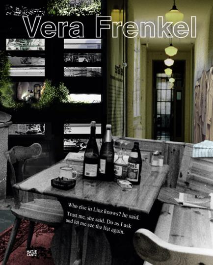 Vera Frenkel. Werkübersicht.