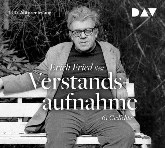 Verstandsaufnahme. 61 Gedichte. CD