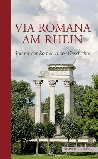 Via Romana am Rhein.