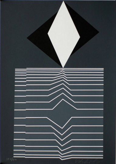 Victor Vasarely »Naissances«