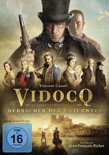 Vidocq. Herrscher der Unterwelt. DVD.