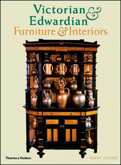 Viktorianische Möbel. Victorian and Edwardian Furniture and Interiors.